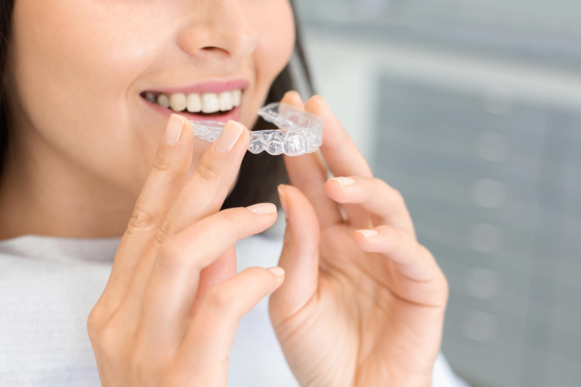 Invisible Aligners For Teeth Alignment
